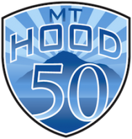 Mt. Hood 50 Logo