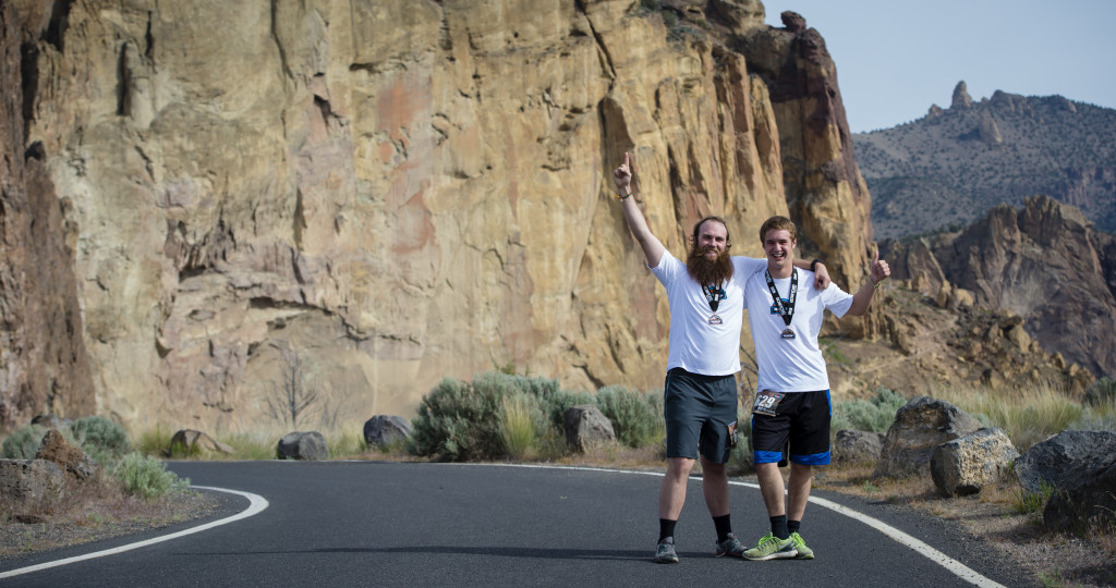 Smith Rock road finishers