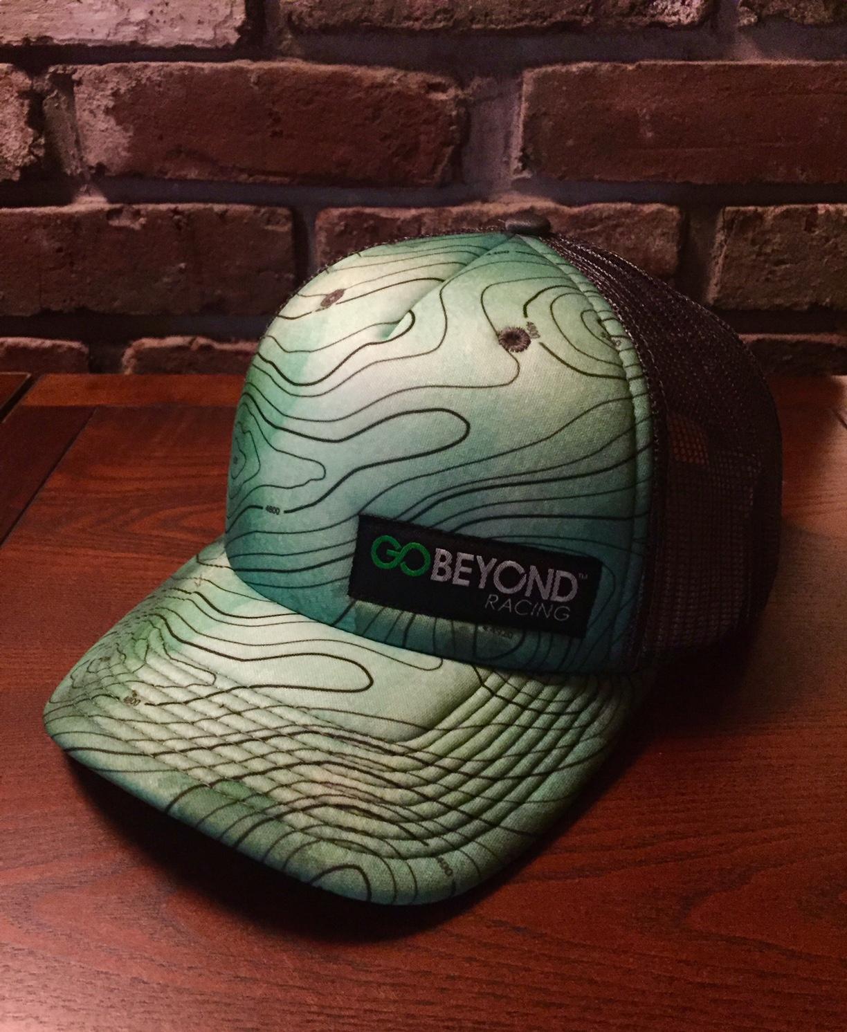 Topo Running Hat Go Beyond Racing