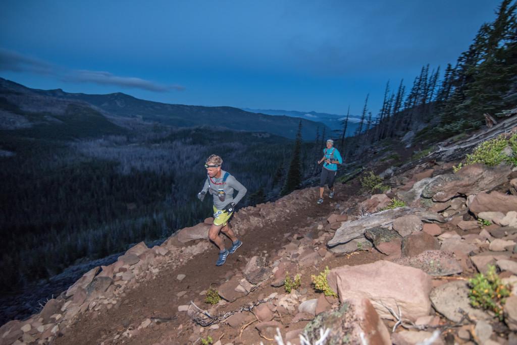 Morning ridge runners