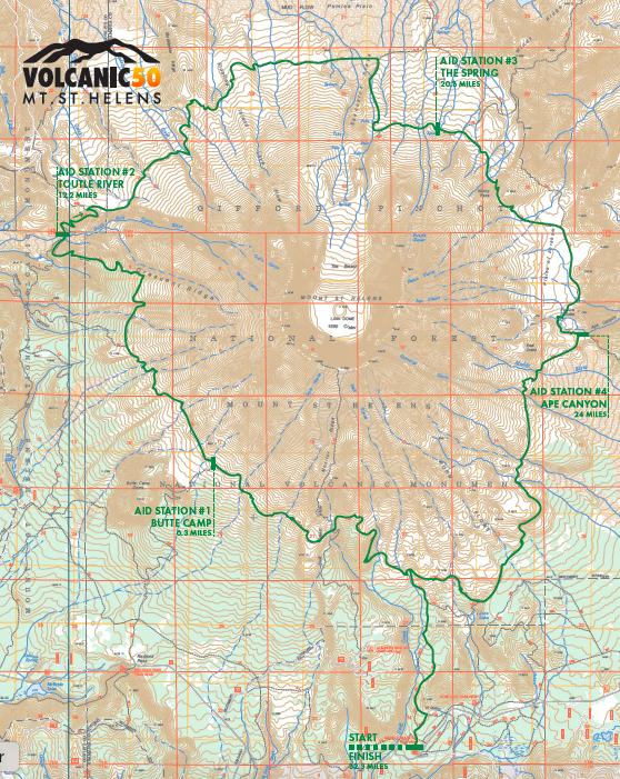 V50 map screen shot