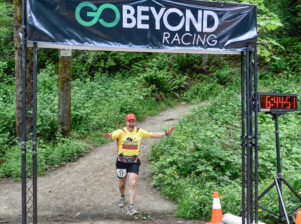 Trail Factor finisher